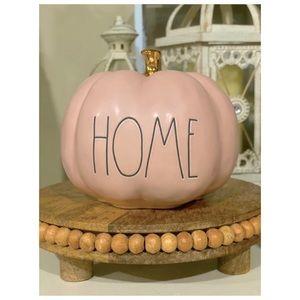 """Rae Dunn """"Home"""" Pumpkin"""